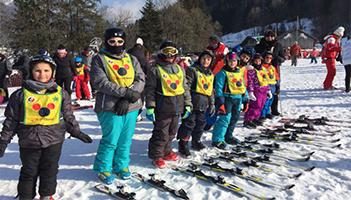 Vacances de ski de l'UGAB France