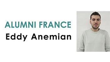 Portrait d'un Alumni : Eddy Anemian