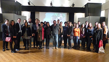 Rencontre avec les Alumni France – Mars 2018