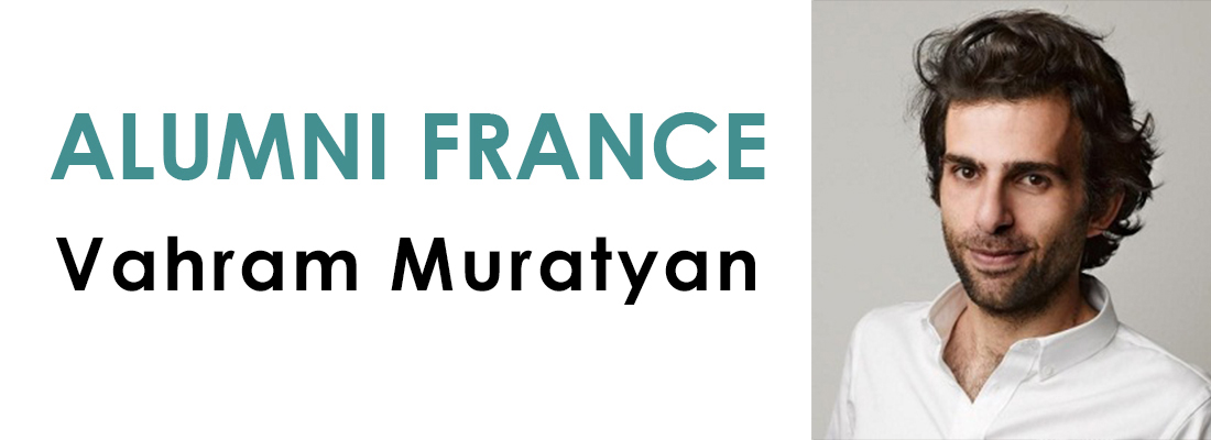Portrait d'un Alumni : Vahram Muratyan