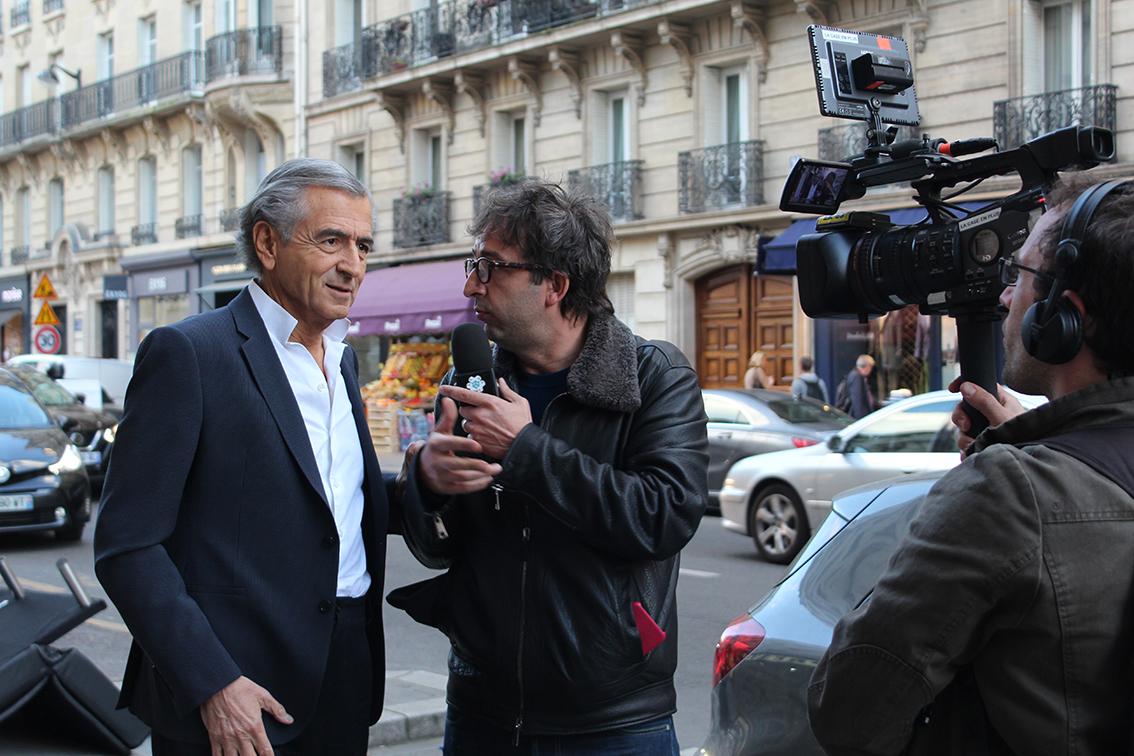 RDV des NAM avec Bernard-Henri Lévy – Avril 2018
