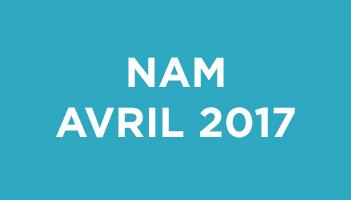 NAM Avril 2017