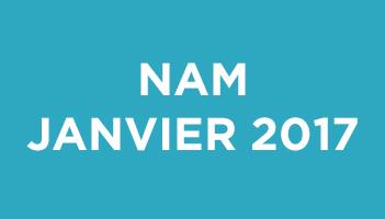 NAM Janvier 2017