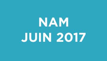 NAM Juin 2017