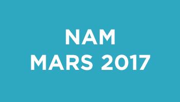NAM Mars 2017