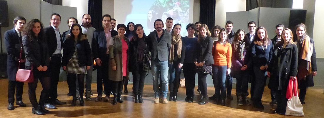 Rencontre des Alumni France de l'UGAB