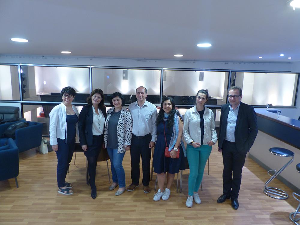 Cinquième scène ouverte avec Hasmik Gasparyan – Juin 2018