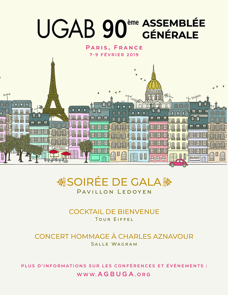 90th General Assembly Ad french