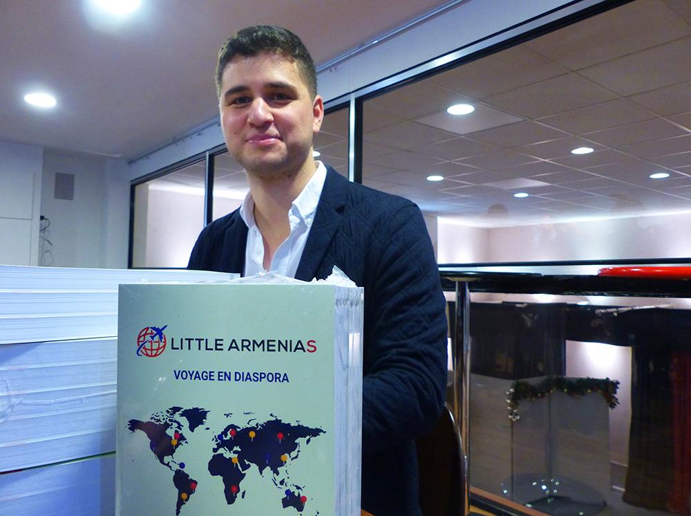 Présentation Little Armenias – Décembre 2018