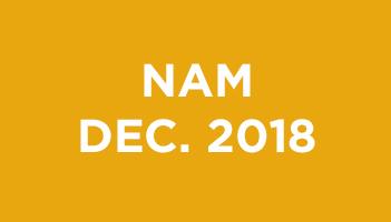 NAM Décembre 2018