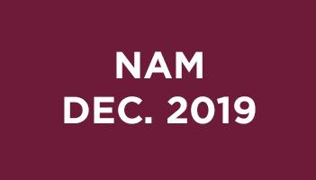 NAM Décembre 2019