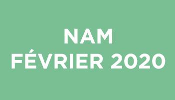 NAM Février 2020