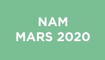 NAM Mars 2020