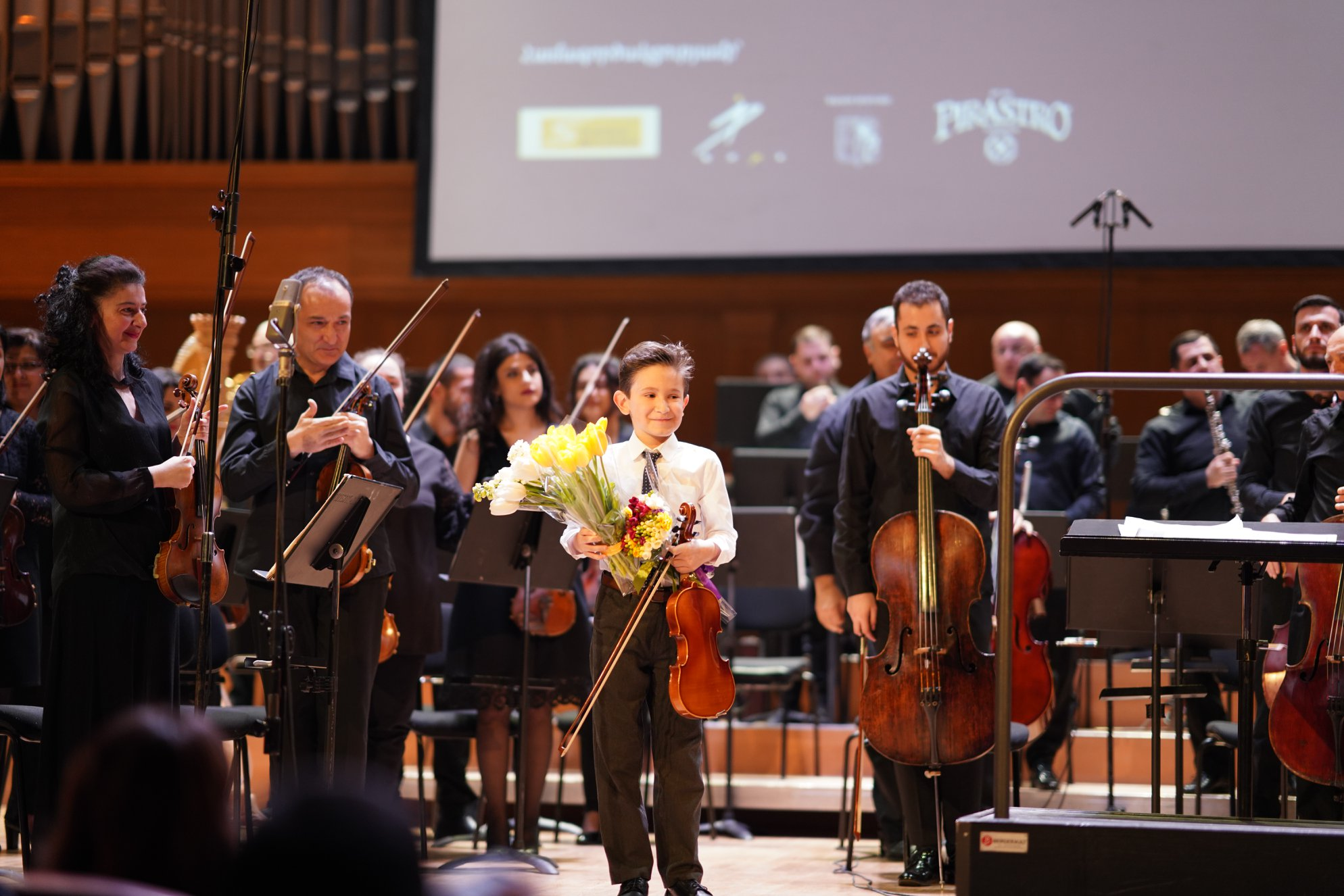 AGBU x ANPO : A Celebration of Rising Talents – Mars 2020