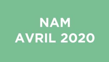 NAM Avril 2020