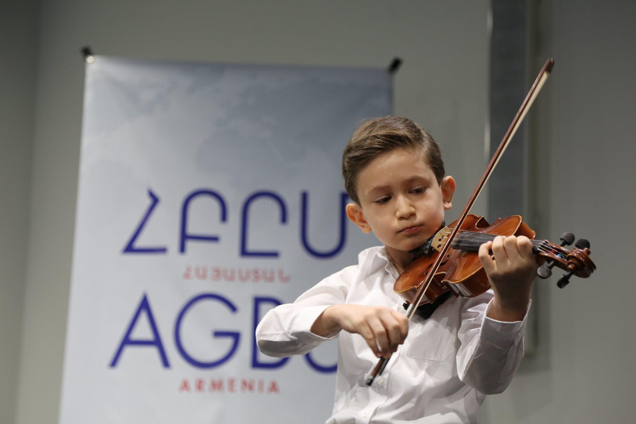 AGBU Discovers Talents – Octobre 2019