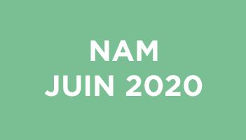 NAM Juin 2020