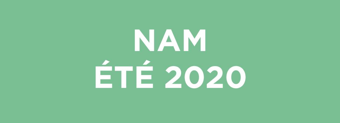 NAM Été 2020
