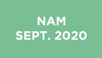 NAM Septembre 2020