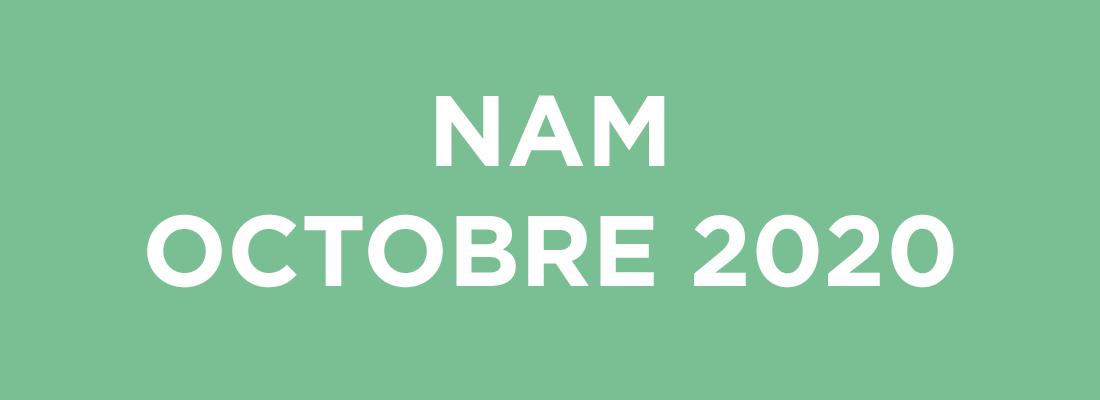 NAM Octobre 2020
