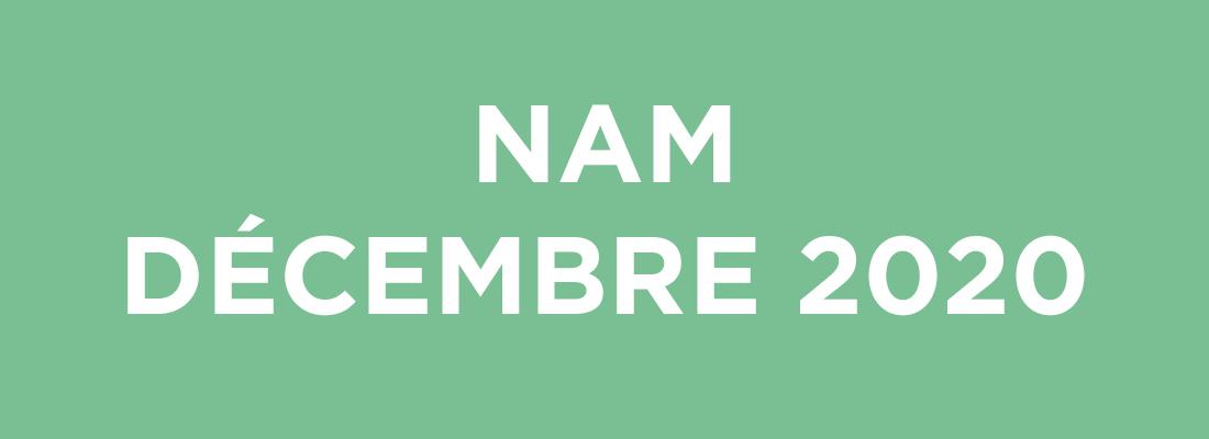 NAM Décembre 2020