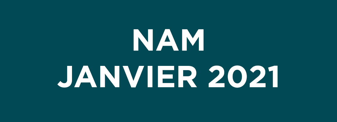 NAM Janvier 2021
