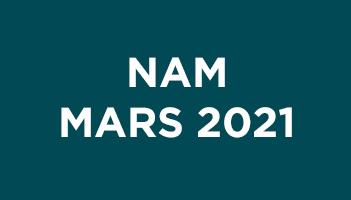 NAM Mars 2021