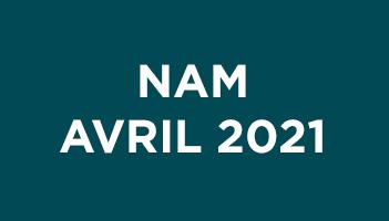 NAM Avril 2021