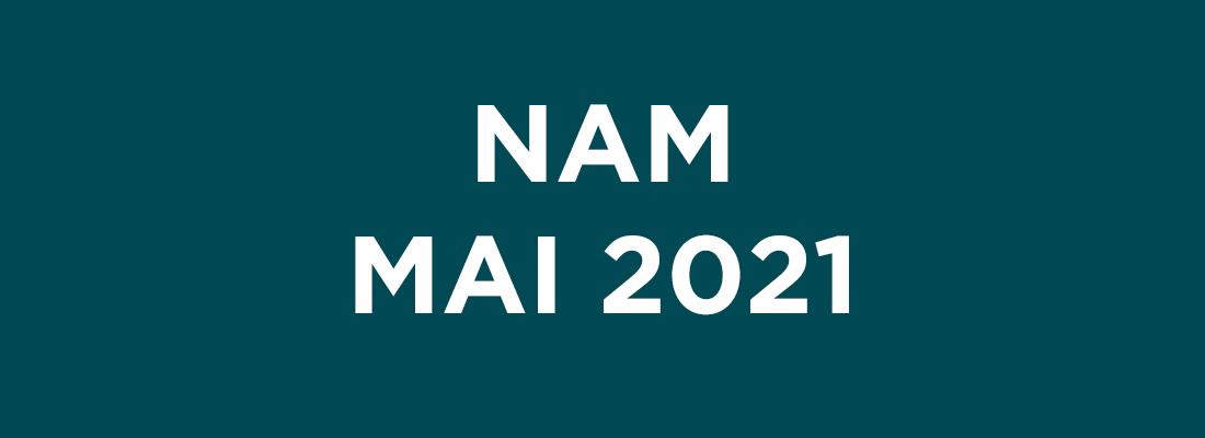 NAM Mai 2021