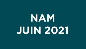 NAM Juin 2021