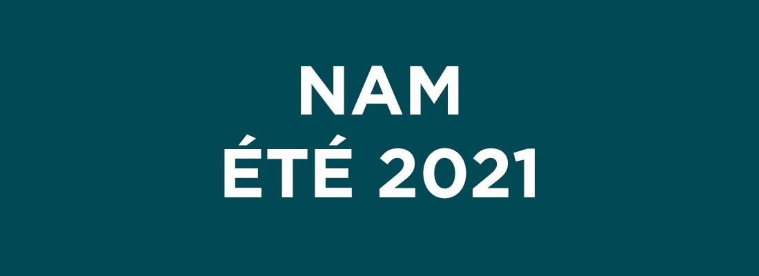 NAM Été 2021