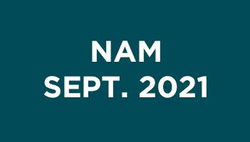 NAM Septembre 2021